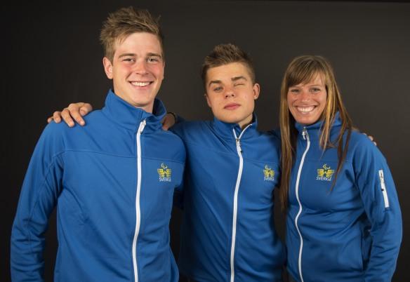 Skidlandslaget Paralympics 2014